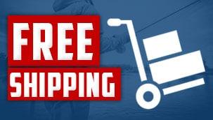 All Fishing Free Shipping